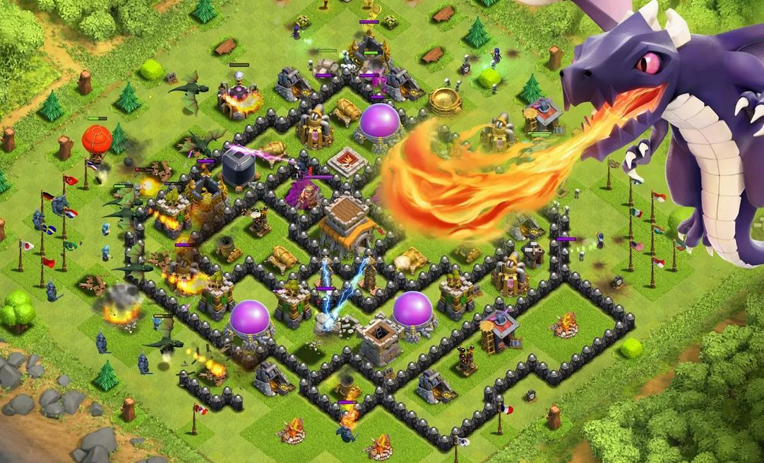 25 clash of clans